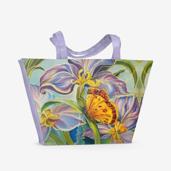 Пляжная сумка «Лето »
