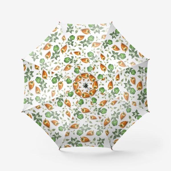 Зонт «Веселые перчики »