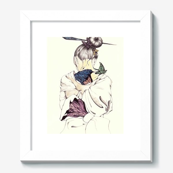 Картина «Баттерфляй»