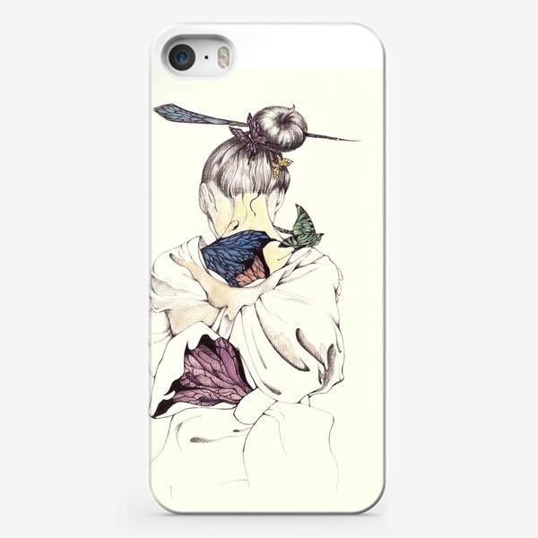 Чехол iPhone «Баттерфляй»