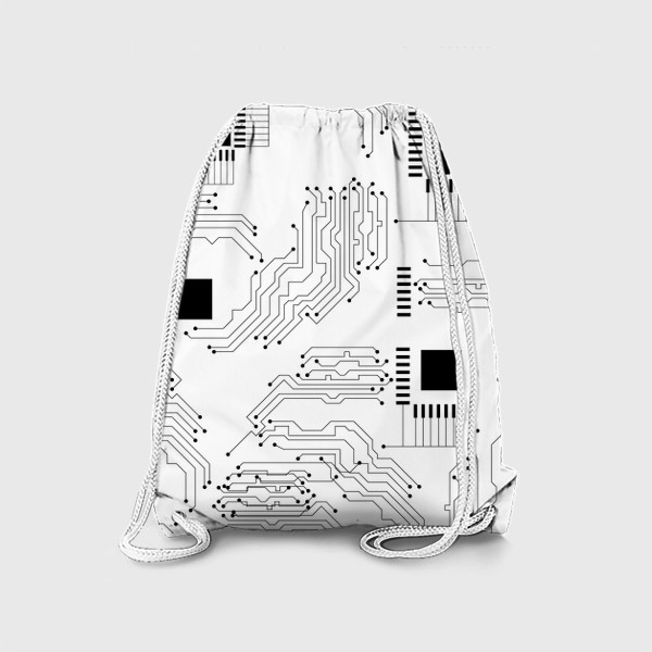 Рюкзак «Микросхема»