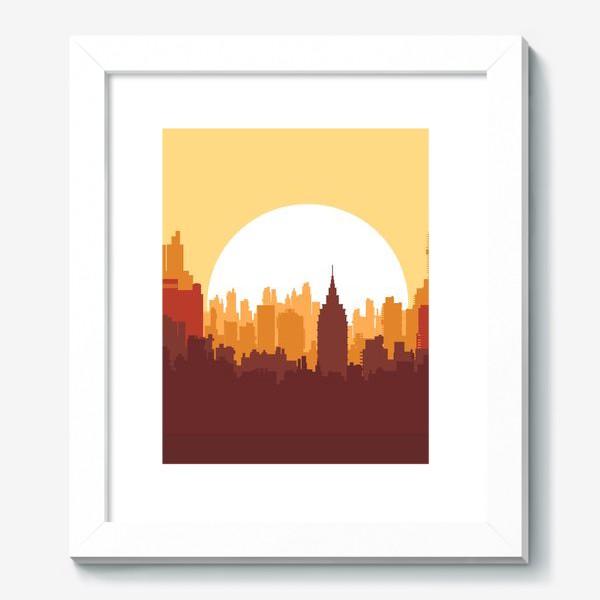 Картина «Sunset»