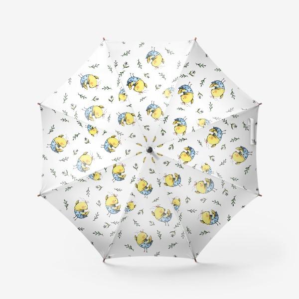 Зонт «Птички»