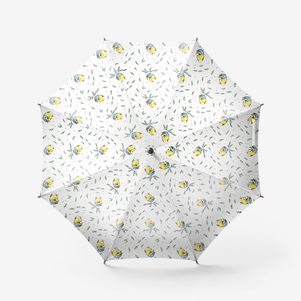 Зонт «Певчие птички-невелички»