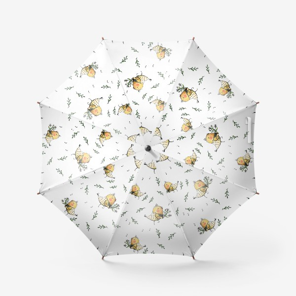 Зонт «В душе весна»