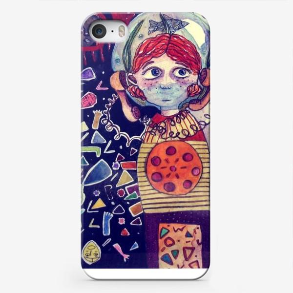 Чехол iPhone «В Аквариуме»