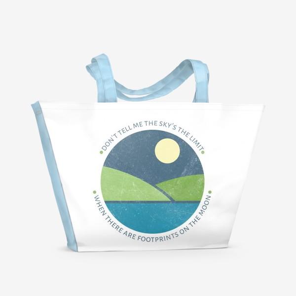 Пляжная сумка ««Don