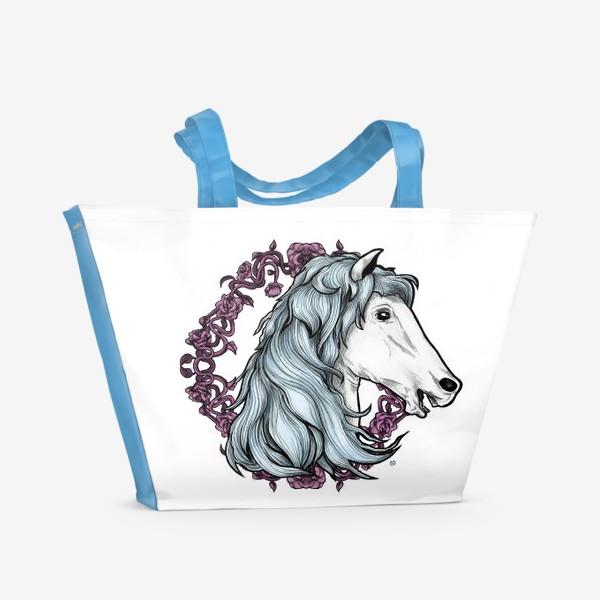 Пляжная сумка «The Horse»
