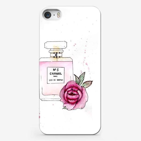 Чехол iPhone «шанель»