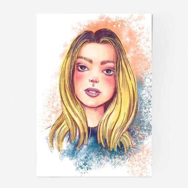 Постер «Girl»