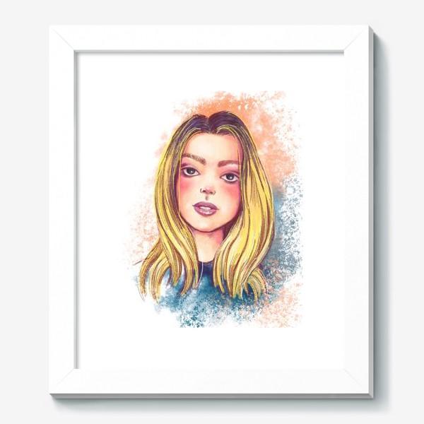 Картина «Girl»