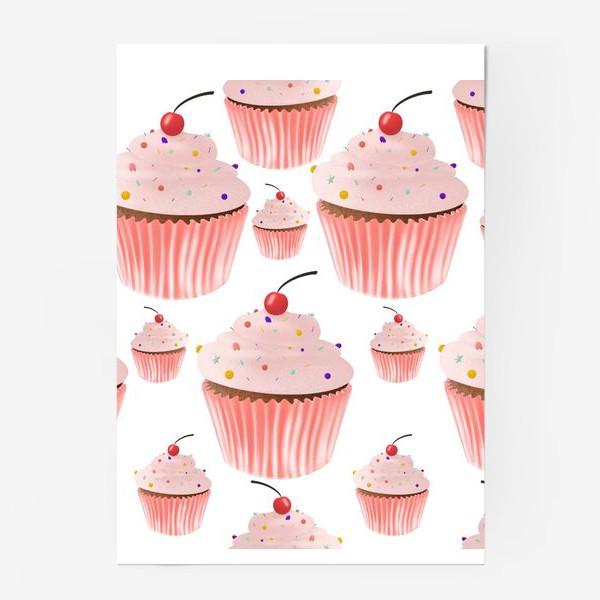 Постер «Кексы от бабушки»
