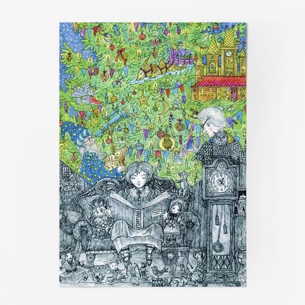 Постер «Щелкунчик»