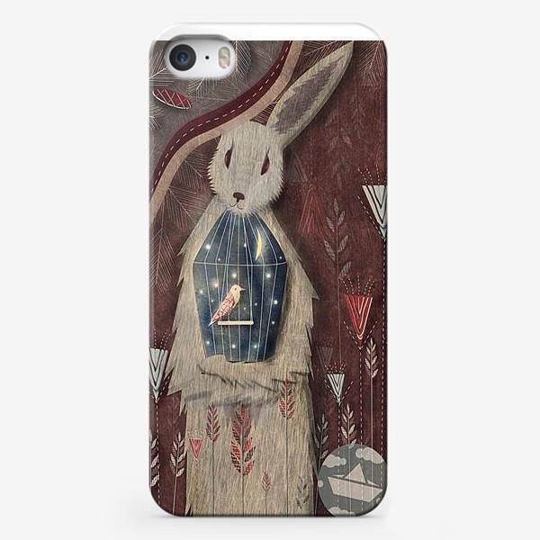 Чехол iPhone «Спасшийся и спасший»