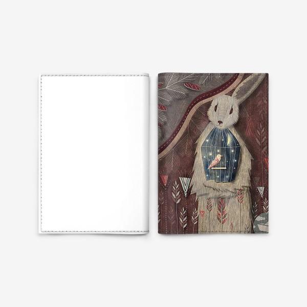 Обложка для паспорта «Спасшийся и спасший»