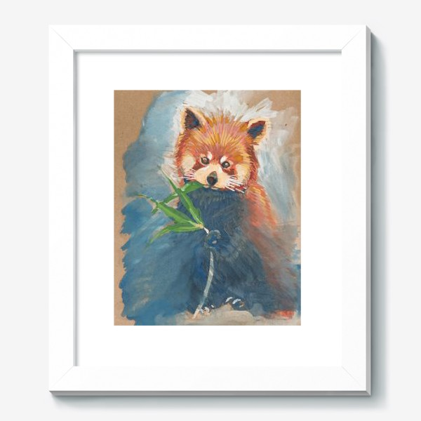 Картина «Красная панда»