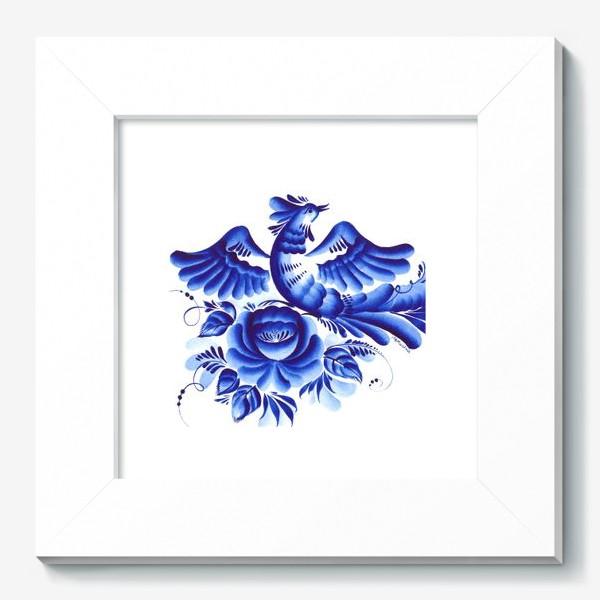 Картина «Синяя птица»