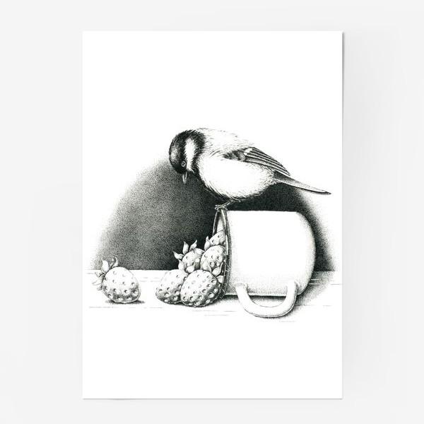 Постер «Синица»