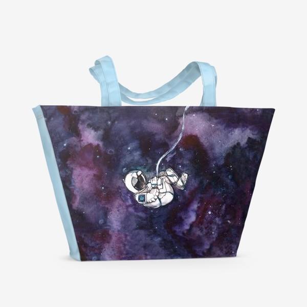 Пляжная сумка «Space generation»