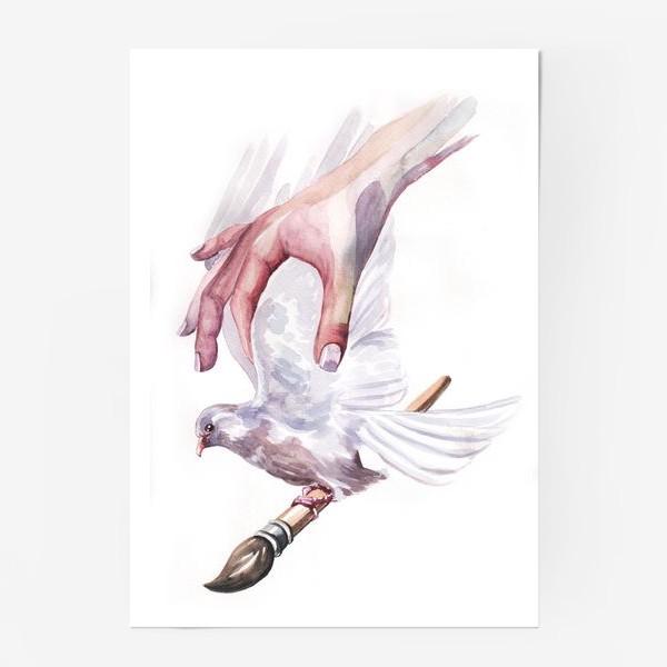 Постер «Голубка»