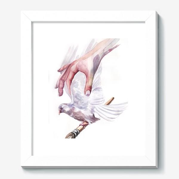 Картина «Голубка»