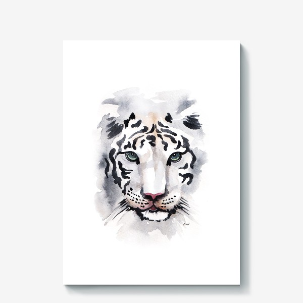 Холст «Тигр»