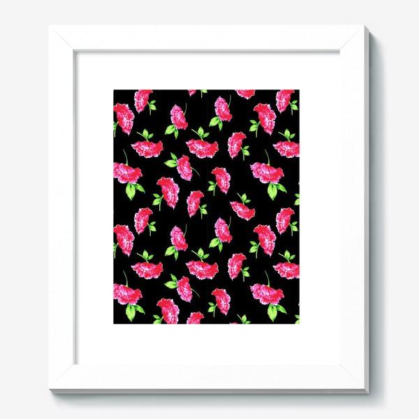 Картина «цветы»