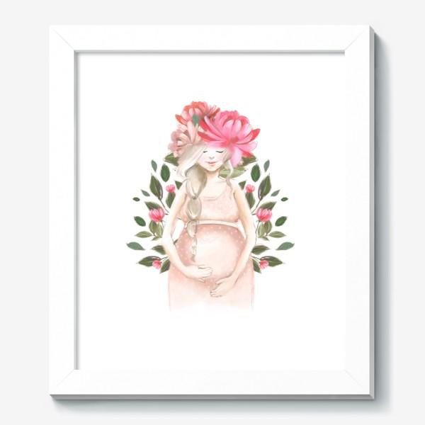 Картина «Беременность, ребенок»