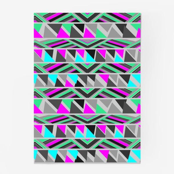 Постер «абстрактный паттерн»