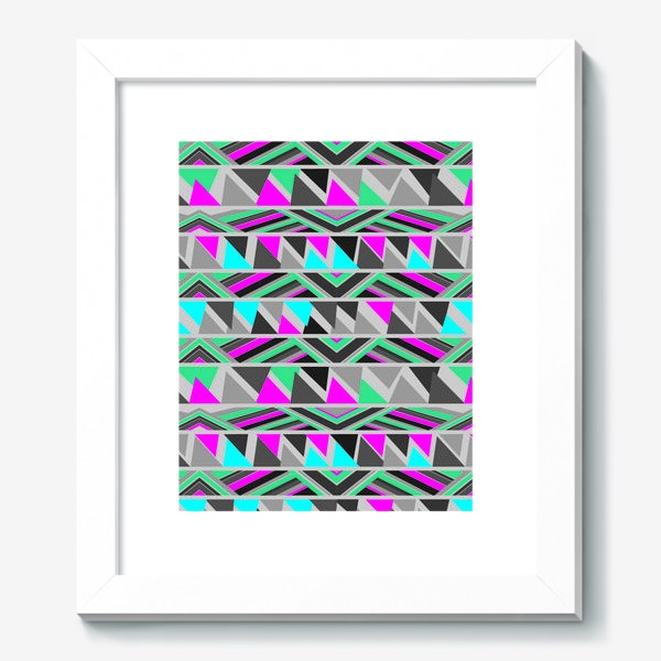 Картина «абстрактный паттерн»