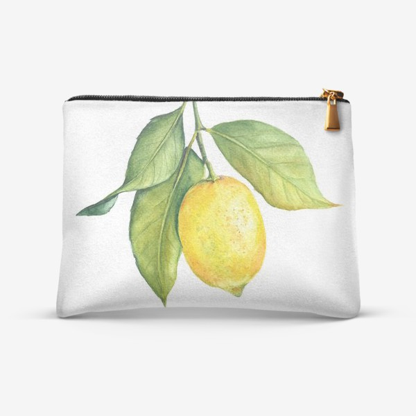 Косметичка «Лимон»