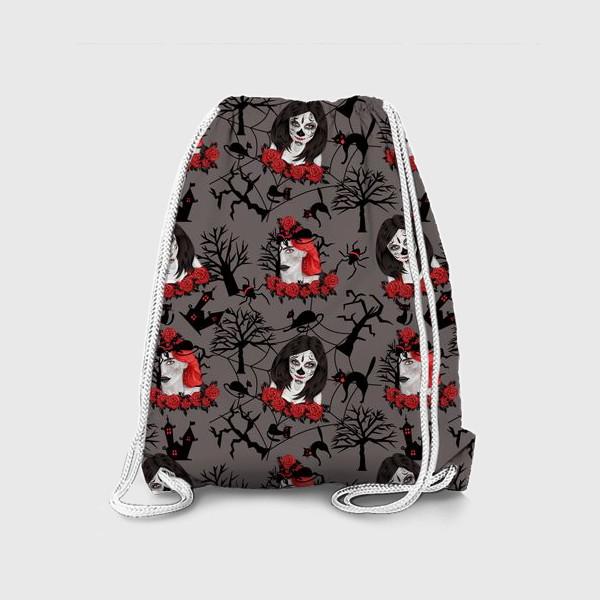 Рюкзак «Готический паттерн»
