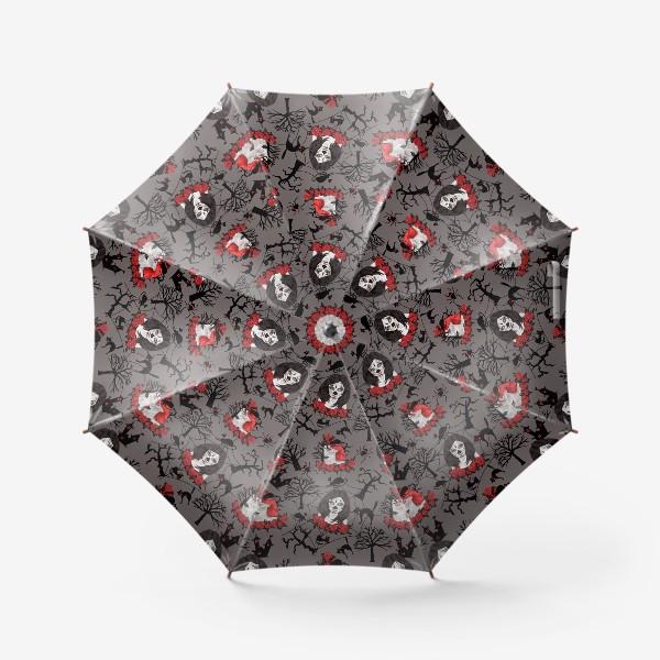 Зонт «Готический паттерн»