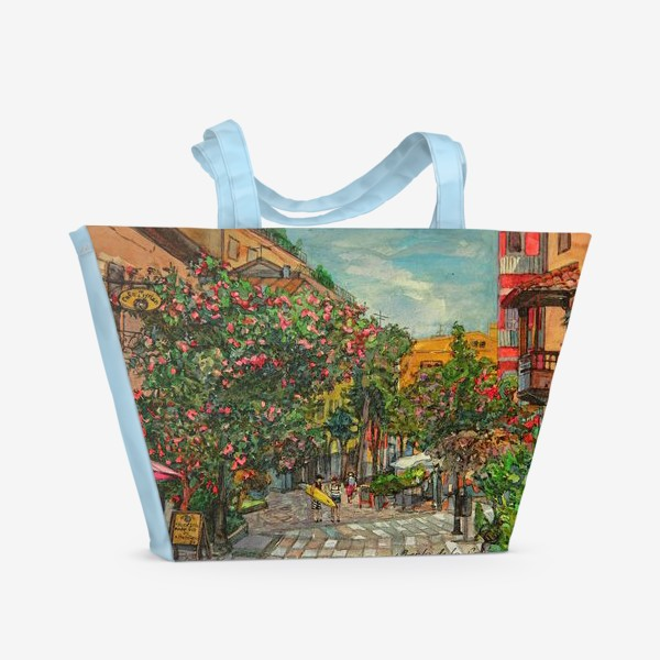 Пляжная сумка «Puerto de la Cruz»