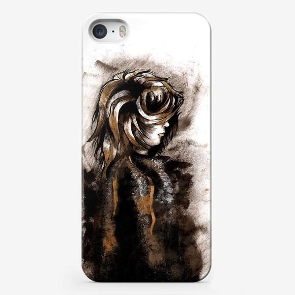 Чехол iPhone «Faceless»