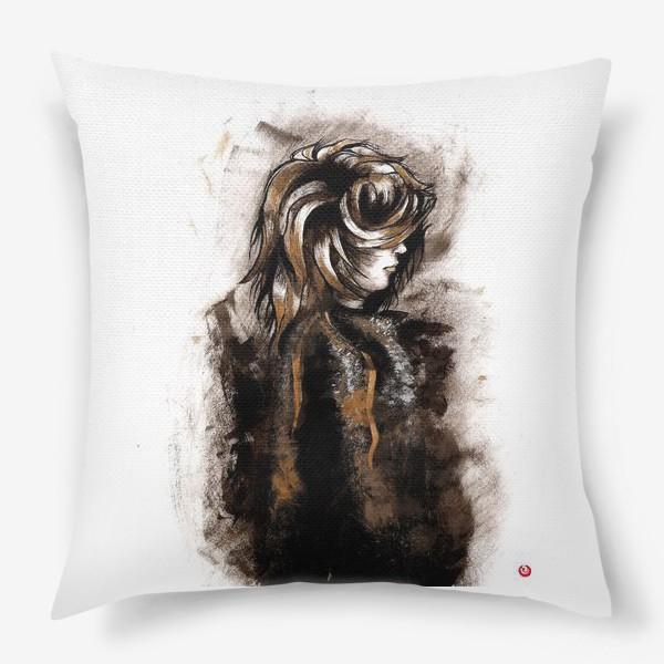 Подушка «Faceless»