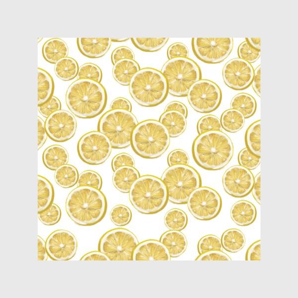 Шторы «Лимончики »