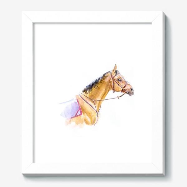 Картина «Портрет донского жеребца»