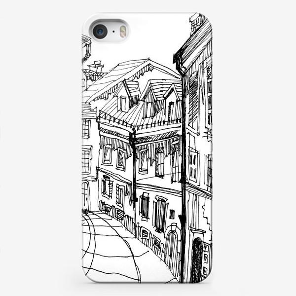 Чехол iPhone «street»