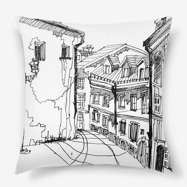 Подушка «street»