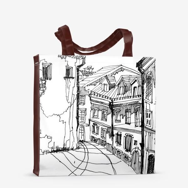 Сумка-шоппер «street»