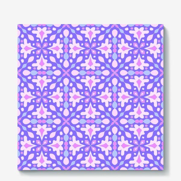 Холст «Абстрактный орнамент»