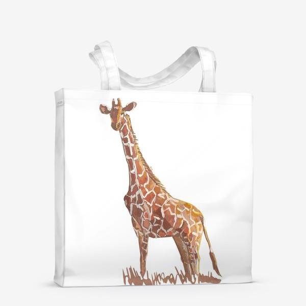 Сумка-шоппер «Жираф»