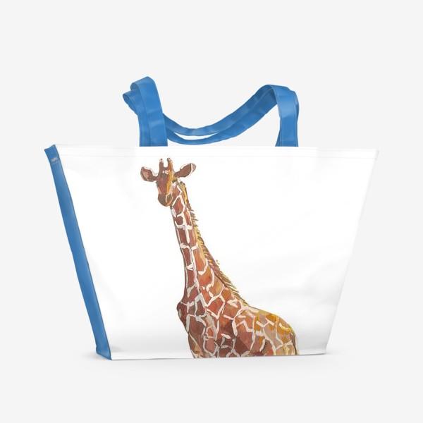 Пляжная сумка «Жираф»