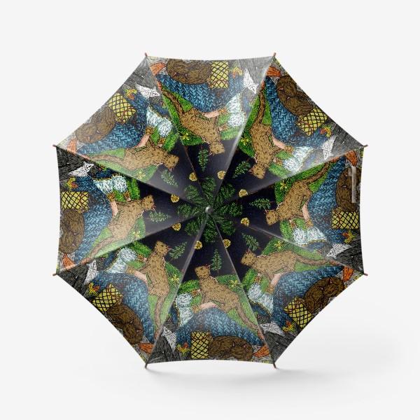 Зонт «Старый сад»