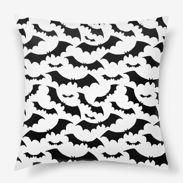 Подушка «Хэллоуин паттерн»