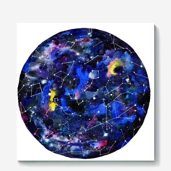 Холст «Звездное небо »