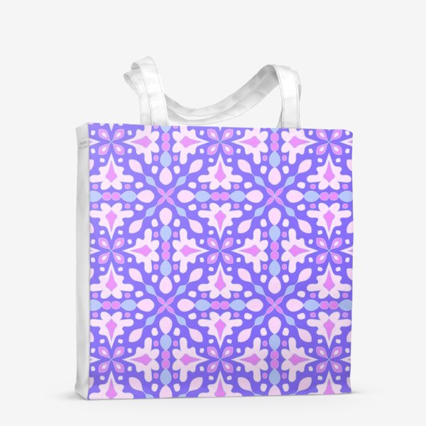 Сумка-шоппер «Абстрактный орнамент»