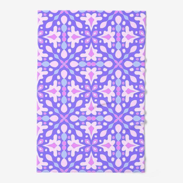 Полотенце «Абстрактный орнамент»