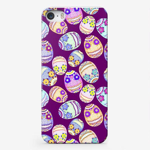 Чехол iPhone «Веселые мексиканские черепа. Праздник смерти»